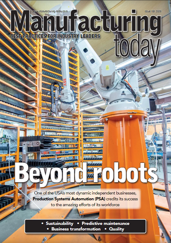 Manufacturing Today Issue 181