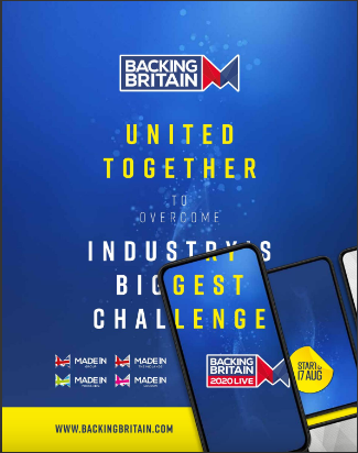 Made in Group Backing-Britain 2020